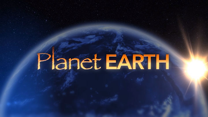 PLANET EARTH HD